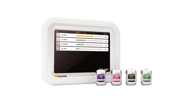 RaySafe i3 Real-time Dose Monitoring System