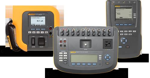 電性安全測試儀 Electrical Safety Analyzers 1