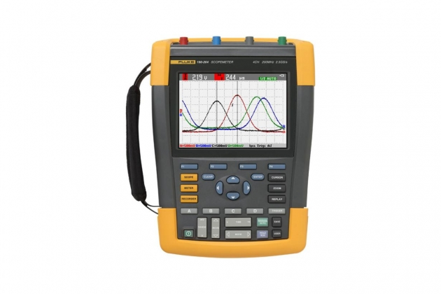 攜帶式示波器 Portable Oscilloscopes 1