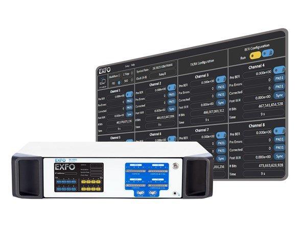 EXFO BA-4000誤碼儀 - 100G/400G/800G電誤碼儀 1